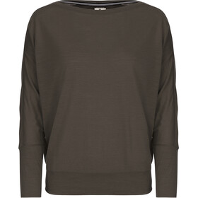 super.natural Kula Longsleeve Shirt Women olive